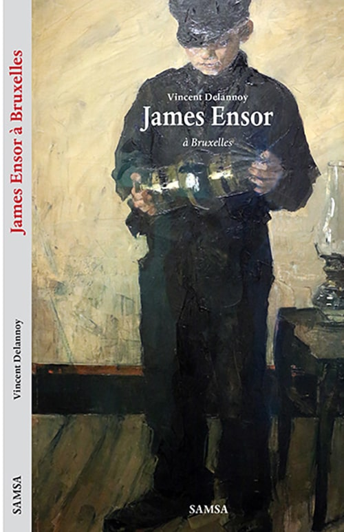 James Ensor - à Bruxelles
