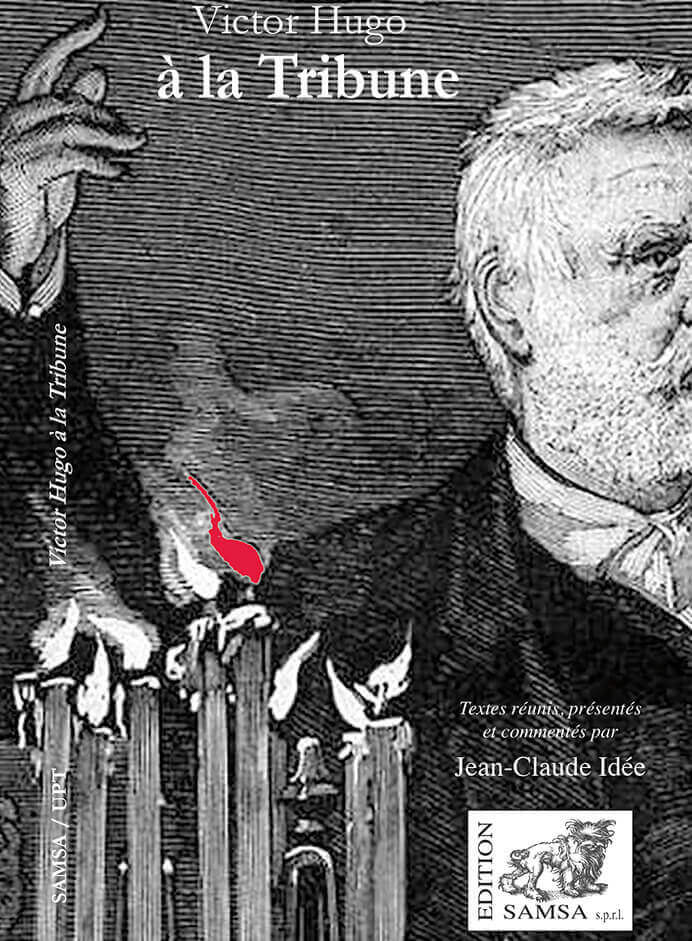 Victor Hugo à la Tribune